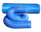 Steel plastic pipe