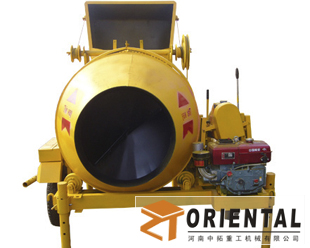 Diesel-Engine-Concrete-Mixer-14