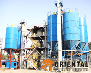 Tower Automatic powder mixing machine