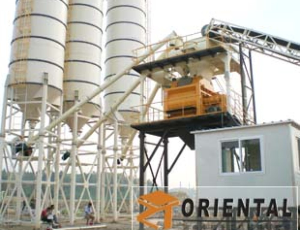 How to Mix Cement with Sand——Dry Mortar Production Line