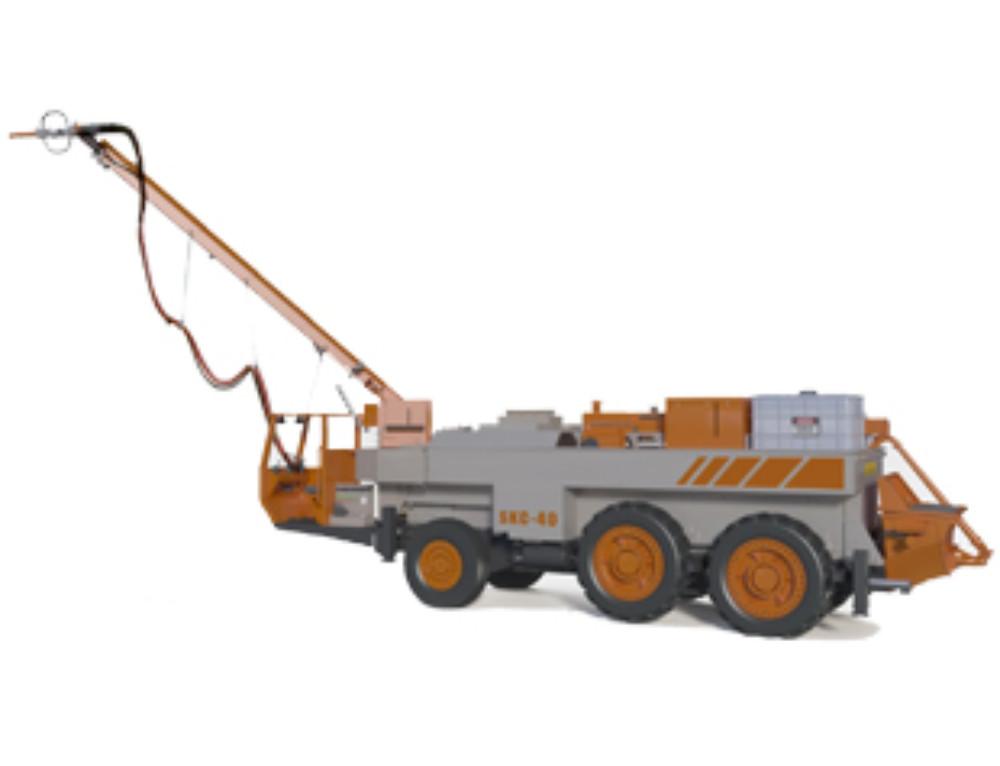 SKC40 Concrete Spraying System