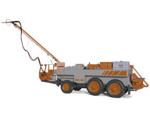 SKC40 Concrete Spraying System