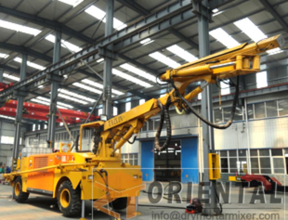 SKC30 Robot Arm Concrete Spraying Machine