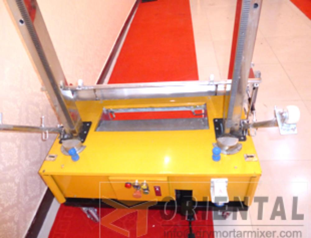 ORM6 wall plaster machine