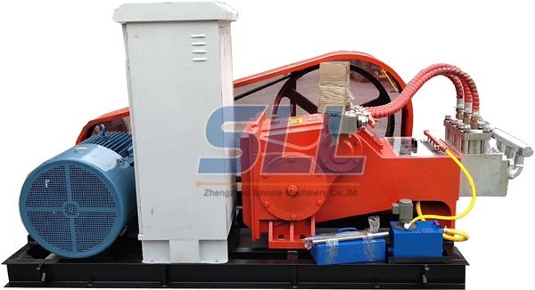 high-pressure grouting pump