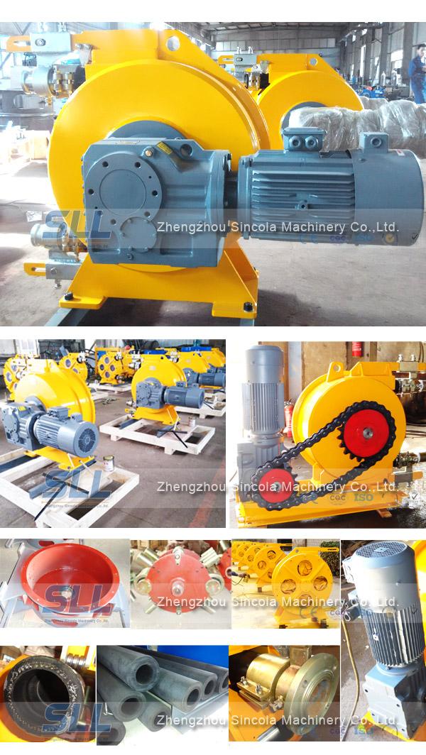 squeeze peristaltic pump