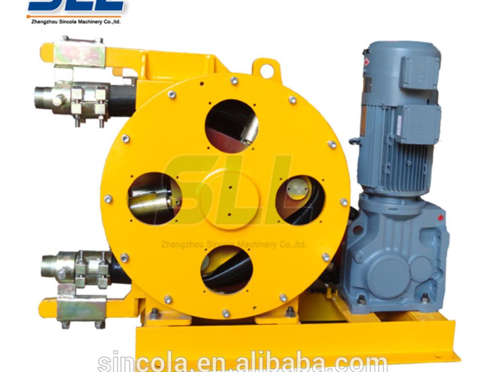 Industrial squeeze peristaltic pump working principle