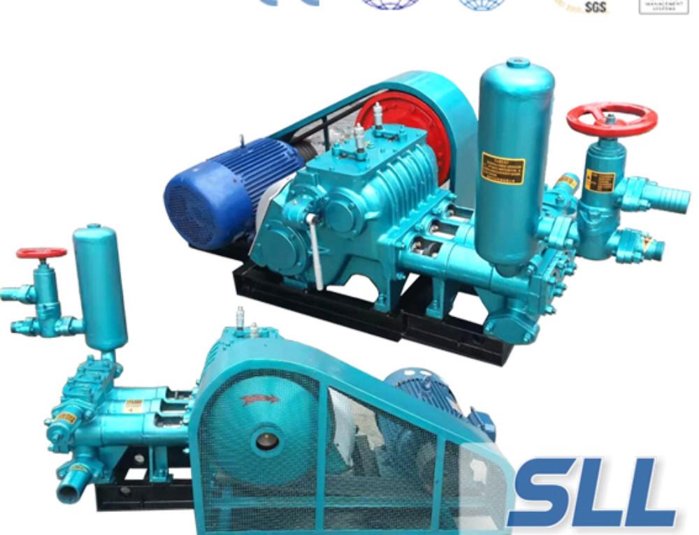 SBW250 three-cylinder grouting pump performance characteristics