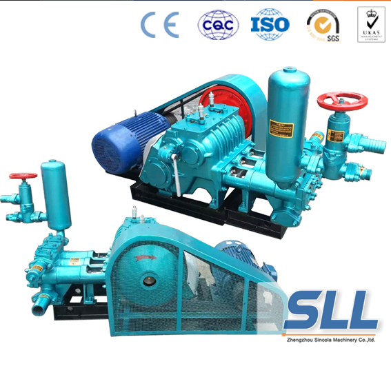 SBW250 grout pump